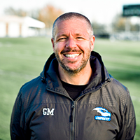 Greg Millick Men's Soccer Coach
